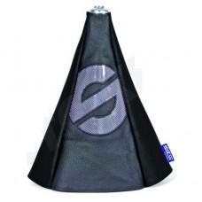 Маншон за скоростен лост SPARCO черен