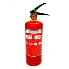 Пожарогасител с манометър 1 кг