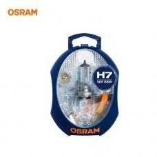 Резервен комплект OSRAM H7 12V
