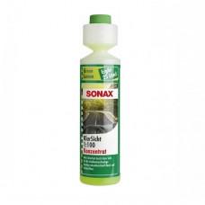 SONAX лятна течност за чистачки зелен лимон 1:100 - 250 ml
