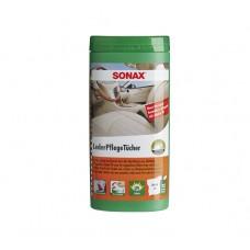 SONAX кърпи за кожа - 25 броя
