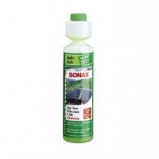 SONAX лятна течност за чистачки ябълка 1:100 - 250 ml